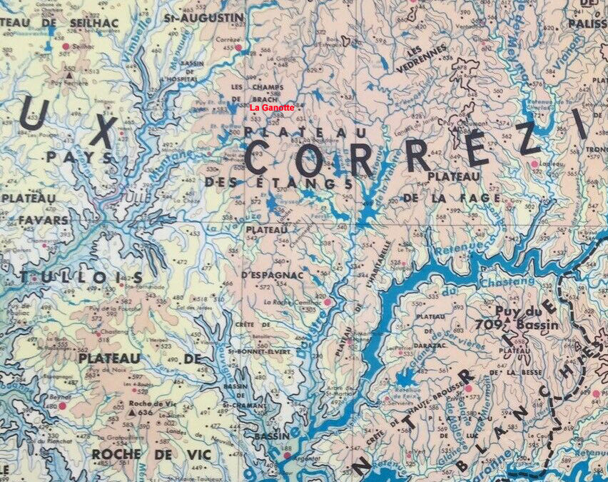 Le Plateau des étangs en Corrèze